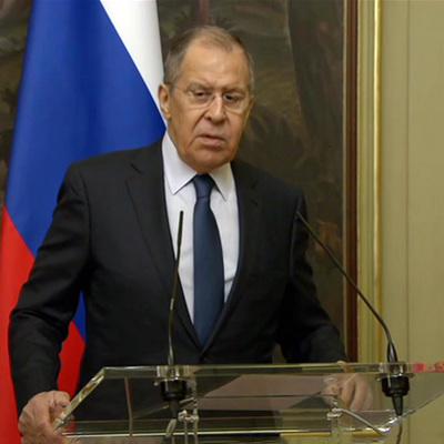 Лавров: отношения России и Великобритании находятся в точке замерзания