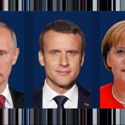 Путин Россия готова к восстановлению взаимодействия с ЕС