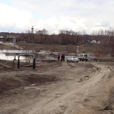 Подъем уровня воды в реках зафиксирован в шести регионах Центральной России