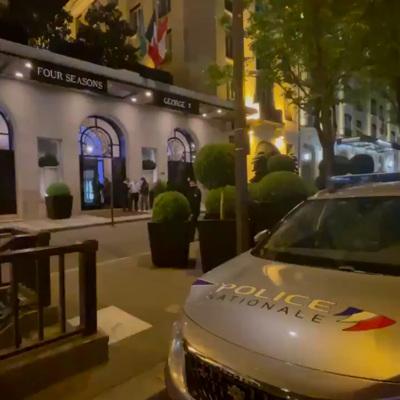 Второй за несколько дней ювелирный магазин ограблен в Париже