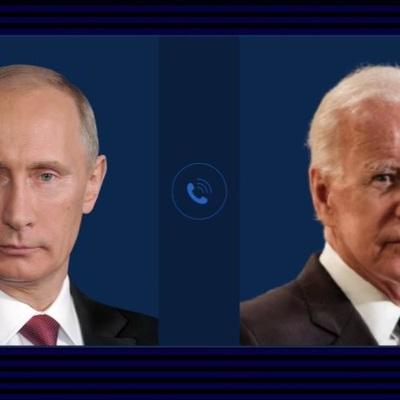 Владимир Путин и Джо Байден провели телефонный разговор