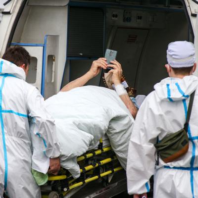 С начала пандемии коронавирусом заразился каждый двадцатый россиянин