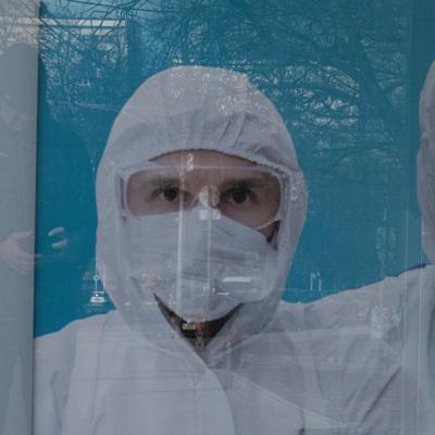 Суточный прирост новых заболевших коронавирусной инфекцией в России составил 8 554 случая