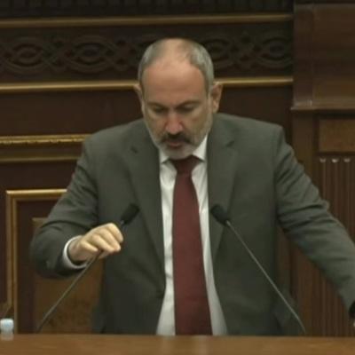 Премьером Армении назначен Никола Пашинян