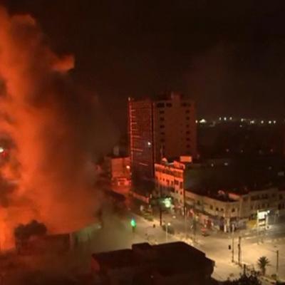 Не менее 1 750 ракет выпущено с территории сектора Газа по Израилю за четыре дня