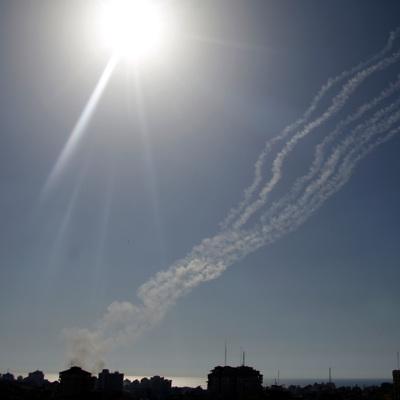 Из сектора Газа с 10 мая по израильским городам выпущено 3 440 ракет