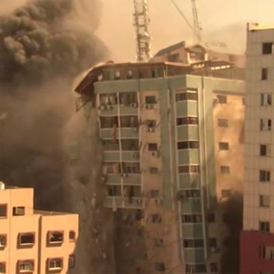 Израиль подтвердил удар по многоэтажному зданиюв сектореГАЗА
