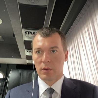 Врио губернатора Хабаровского края примет участие в выборах губернатора