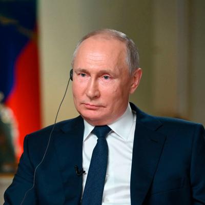 Путин прокомментировал жесткую риторику из США в свой адрес