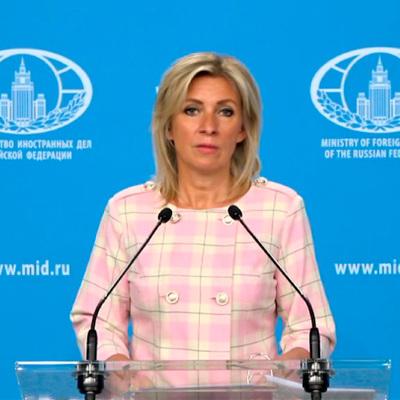Захарова отреагировала на заявления США о подготовке новых санкций