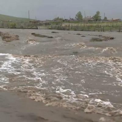 В Забайкалье подтоплены более 200 жилых домов и 10 автодорог