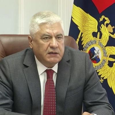 Глава МВД представил на Камчатке нового руководителя местного МВД