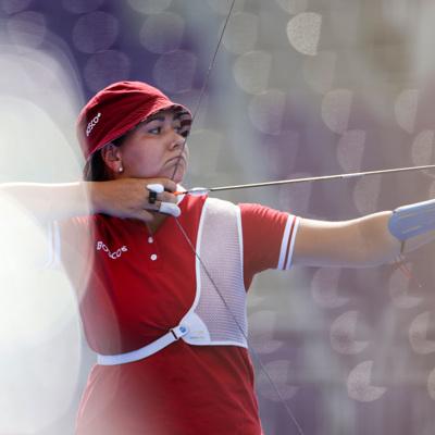 Российская лучница Осипова завоевала серебро Олимпиады в личном первенстве
