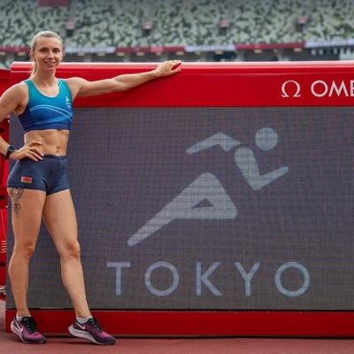 Белорусская спортсменка Тимановская находится в посольстве Польши в Токио