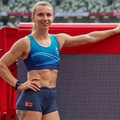 Белорусская спортсменка Тимановская надеется продолжить карьеру