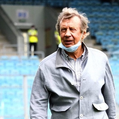 Семин покинул пост главного тренера