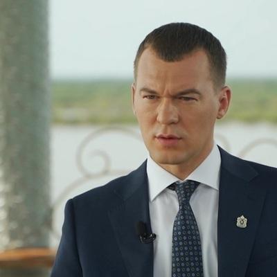 Михаил Дегтярёв вступит в должность главы Хабаровского края 24 сентября