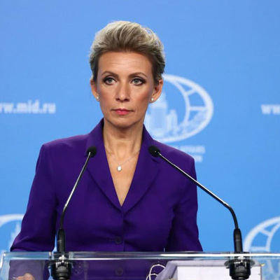 Захарова: Запад продолжит информационные атаки на Россию в преддверии выборов