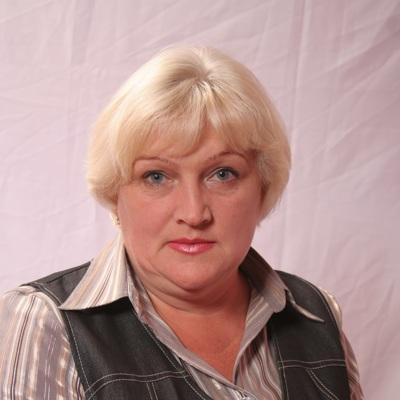 Светлана Растворова