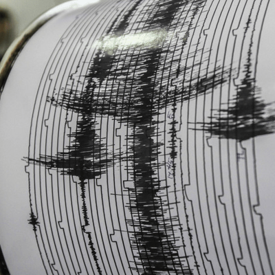 Землетрясение произошло в Средиземном море у острова Крит