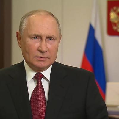 Путин призвал россиян принять участие в предстоящих выборах