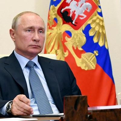 Владимир Путин проголосует на выборах в Госдуму в режиме онлайн