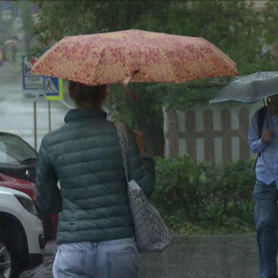 Дожди стали причиной повреждения двух домов и АЗС в горах Дагестана
