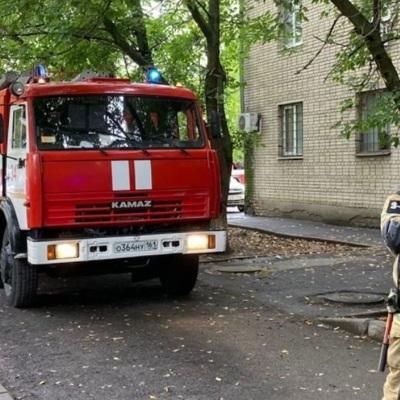 В жилом доме в Ростове-на-Дону взорвался газ