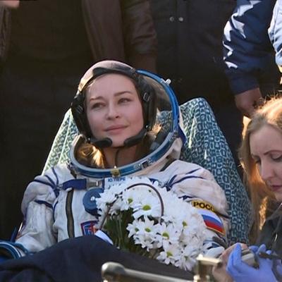 Спускаемый аппарат корабля «Союз МС-18» совершил посадку в Казахстане