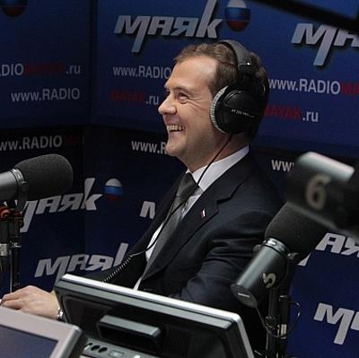 Медведев не видит смысла вводить цензуру в интернете