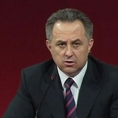 Виталий Мутко назвал ложью заявления о госпрограмме допинга в России