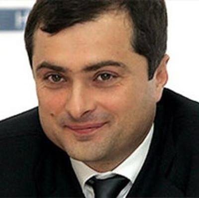 Сурков призвал не верить фантазиям Арсена Авакова о саммите в Париже