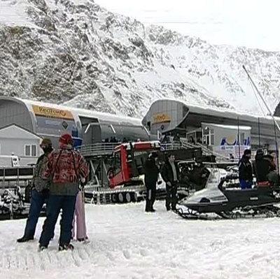 На Эльбрусе обнаружена группа заблудившихся альпинистов