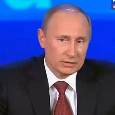 Выступление Владимира Путина продолжалось 1 час 27 минут