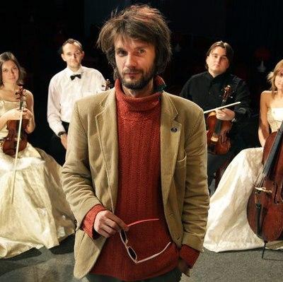 Дмитрий Максимачёв и большой стереофонический оркестр
