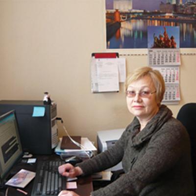 Татьяна Параничева