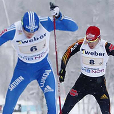 На лыжном марафоне в Швецииучастников гонки просят проходить часть трассы пешком
