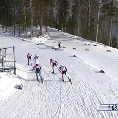 Олимпиада-2018: Сразу две бронзовые медали принесли сборной России наши лыжники