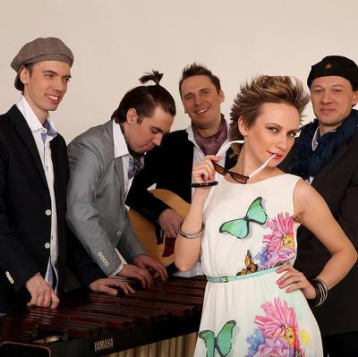 группа Marimba Plus Duo