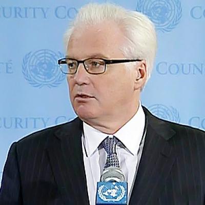 Генассамблея ООН сегодня проведет заседание памяти Чуркина