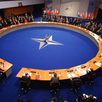 На территории Румынии разместится командный центр НАТО