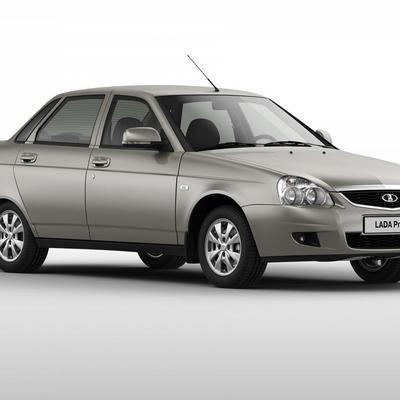 Самым популярным подержанным автомобилем в России стала Lada Priora