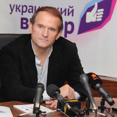 Медведчук привёз в Страсбург план мирного урегулирования в Донбассе