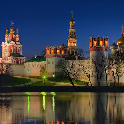 В Москве нашли фрагменты башни Новодевичьего монастыря времен правления Годунова