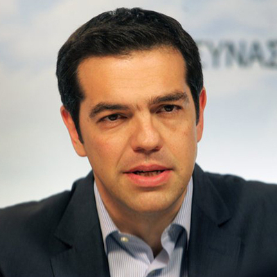 Премьер-министр Греции Алексис Ципрас прибыл в Москву