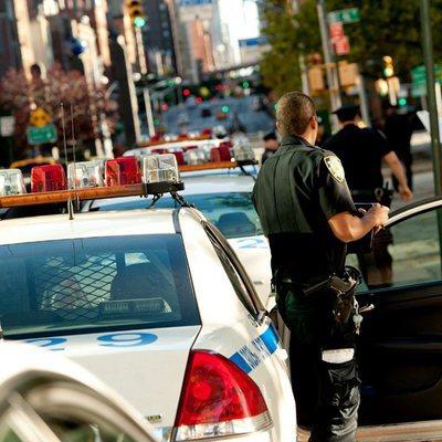 Американский полицейский оштрафовал себя за превышение скорости