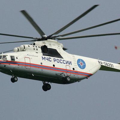 Вертолет МЧС совершил экстренную посадку в аэропорту Благовещенска