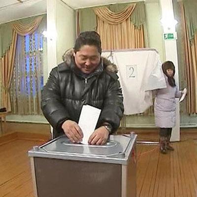 Избирательные участки завершили работу в Якутии, Амурской области и Забайкальском крае