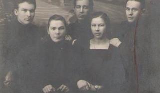 Таротина Алла Михайловна рассказывает о своих родственниках...