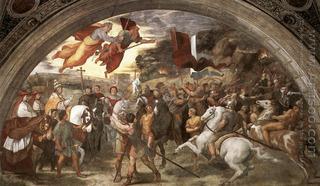 Римский папа Лев I Великий; крах Римской империи
